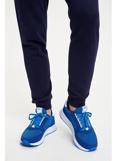 Defacto –Fit Bağcıklı Spor Ayakkabı Mavi